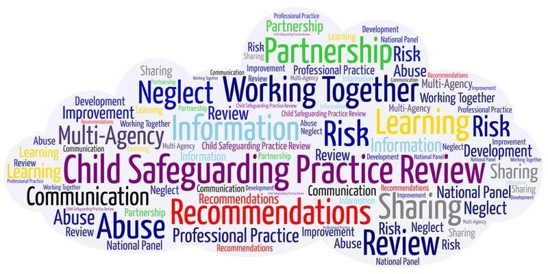 children safeguarding practice reviews